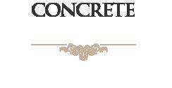 CONCRETE DESIGN - Piękno w nowoczesnej formie